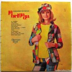 Discos de vinilo: LA BRIGADA - CANCIONES FAVORITAS - LP OLYMPO 1974 BPY. Lote 147384786