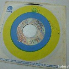 Discos de vinilo: CHOCOLATE Y SU ORQUESTA -CONTROLATE-APRIETALA EN EL RINCON-SINGLE-AÑO 1976-N. Lote 147384794