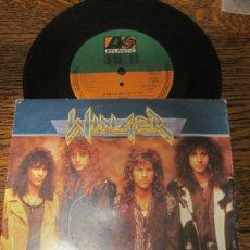 Discos de vinilo: WINGER `CAN´T GET ENUFF` 1990 SINGLE. Lote 147338406