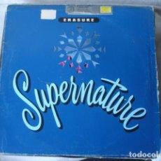 Discos de vinilo: ERASURE SUPERNATURE . Lote 147394846
