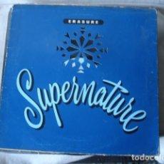 Discos de vinilo: ERASURE SUPERNATURE . Lote 147395022