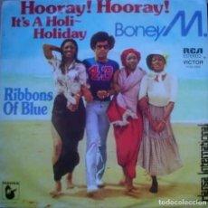 Discos de vinilo: SENCILLO ARGENTINO DE BONEY M AÑO 1979. Lote 147408886