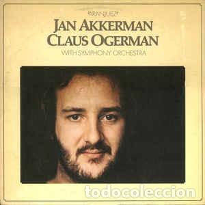 JAN AKKERMAN & CLAUS OGERMAN ?– ARANJUEZ (Música - Discos de Vinilo - EPs - Jazz, Jazz-Rock, Blues y R&B)