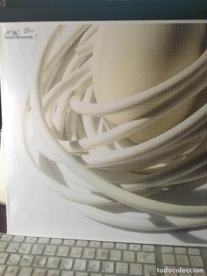 THE ELECTRIC INSTITUTE-2005-2 LP (Música - Discos - LP Vinilo - Techno, Trance y House)