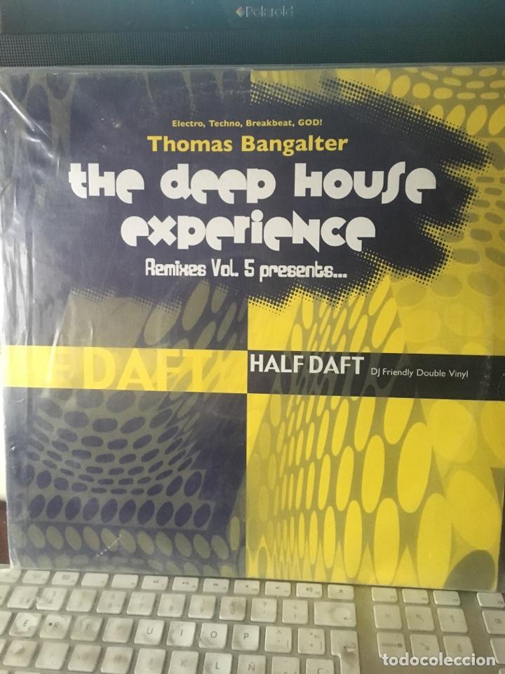 THOMAS BANGALTER-THE DEEP HOUSE EXPERIENCE REMIXES VOL.5-2005-2 LP (Música - Discos - LP Vinilo - Techno, Trance y House)