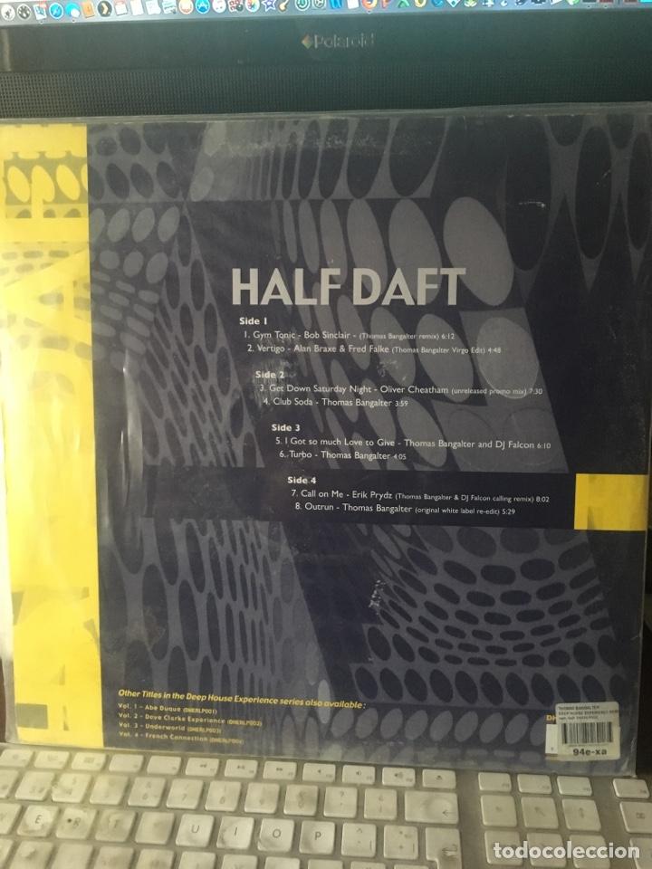 Discos de vinilo: THOMAS BANGALTER-THE DEEP HOUSE EXPERIENCE REMIXES VOL.5-2005-2 LP - Foto 3 - 147432954
