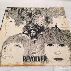 Discos de vinilo: THE BEATLES -REVOLVER- (1966) LP DISCO VINILO. Lote 147441422