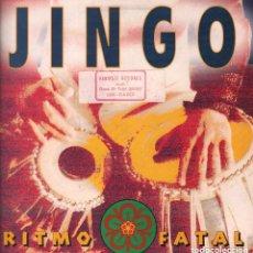 Discos de vinilo: JIMGO - RITMO FATAL - MAXISINGLE DANCE POOL DE 1994 ,RF-7197,MADE IN HOLLAND. Lote 147442070