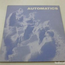 Discos de vinilo: AUTOMATICS - PORNOGRAPHYTY + 3 - EP .ELEFANT RECORDS-N. Lote 147450638