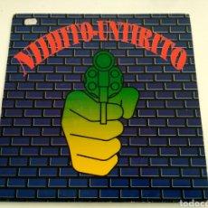 Discos de vinilo: D'J BEAT - NIHITO-UNTIRITO. Lote 147457173