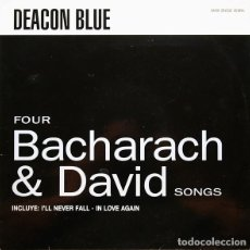 Discos de vinilo: DEACON BLUE - FOUR BACHARACH & DAVID SONGS - MAXI-SINGLE SPAIN 1990. Lote 147457694