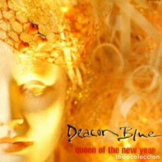 Discos de vinilo: DEACON BLUE - QUEEN OF THE NEW YEAR - MAXI-SINGLE SPAIN 1989. Lote 147458338