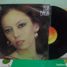 Discos de vinilo: ELSA BAEZA - CREDO - CBS 1977 LP PEPETO. Lote 147458606