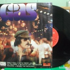 Discos de vinilo: MANOLO GAS & THE TINTO BAND BANG LP GAS FUNK LATIN DISCO ORCHESTRAL 1976. Lote 147459122