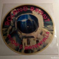 Discos de vinilo: ROLAND BRANT - MOON'S WATERFALLS (PICTURE DISC). Lote 147463193