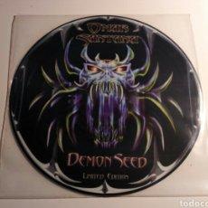 Discos de vinilo: OMAR SANTANA - DEMON SEED (PICTURE DISC). Lote 147464364