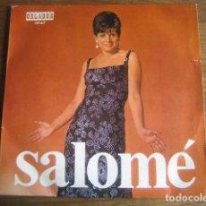 Discos de vinilo: SALOMÉ ******** RARO EP PROMOCIONAL ORLADOR 1969. Lote 147466194