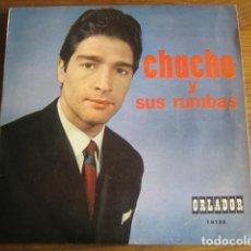 Discos de vinilo: CHACHO - Y SUS RUMBAS ******** RARO EP PROMOCIONAL ORLADOR 1969 RUMBA. Lote 147466278