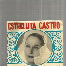 Discos de vinilo: ESTRELLITA CASTRO MI JACA. Lote 147466358