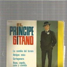 Discos de vinilo: EL PRINCIPE GITANO LA CUMBIA. Lote 147467866