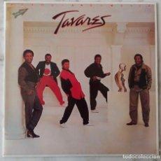 Discos de vinilo: TAVARES. WORDS AND MUSIC. LP ESPAÑA. Lote 147469314