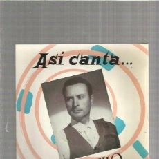 Discos de vinilo: ANGELILLO CARACOLES. Lote 147471006