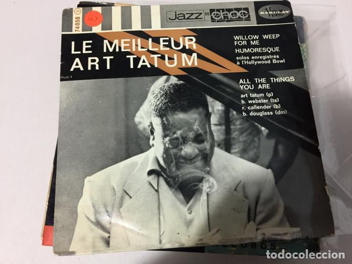 Vinyl-Schallplatten: LOTE DE 26 SINGLES DE JAZ Y BLUES , - Foto 9 - 147473034