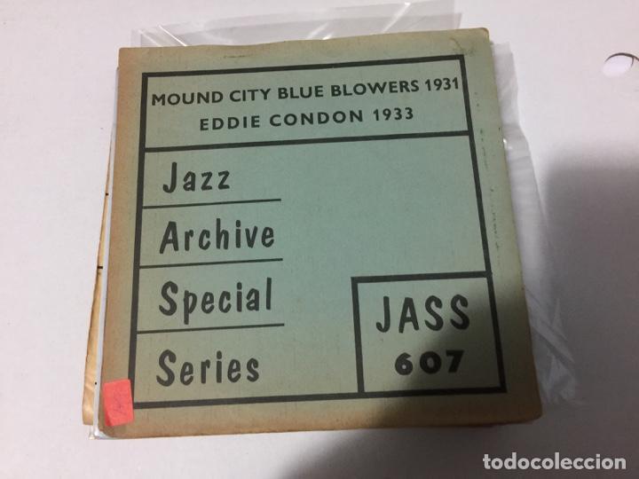 Vinyl-Schallplatten: LOTE DE 26 SINGLES DE JAZ Y BLUES , - Foto 18 - 147473034