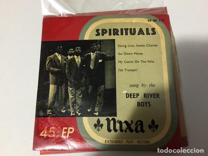 Vinyl-Schallplatten: LOTE DE 26 SINGLES DE JAZ Y BLUES , - Foto 25 - 147473034