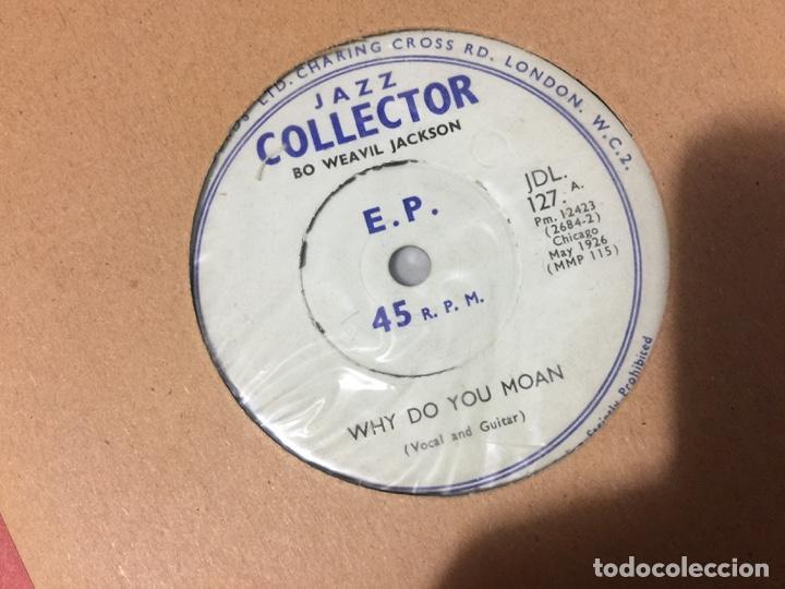 Vinyl-Schallplatten: LOTE DE 26 SINGLES DE JAZ Y BLUES , - Foto 26 - 147473034