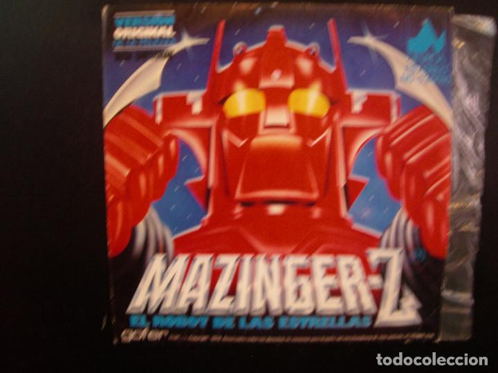 MAZINGER Z- EL ROBOT DE LAS ESTRELLAS (Musik - Vinyl-Schallplatten - Singles - Kindermusik)