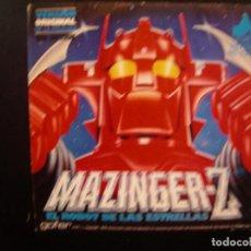 Discos de vinilo: MAZINGER Z- EL ROBOT DE LAS ESTRELLAS. Lote 147486582