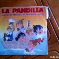 Discos de vinilo: DISCO DE LA PANDILLA AÑO 1970. Lote 147487082