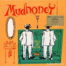 Discos de vinilo: LP MUDHONEY PIECE OF CAKE VINILO COLOR LTD NIRVANA. Lote 147489850