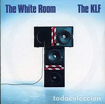THE KLF - THE WHITE ROOM (VINILO LP. SPAIN 1991) VG+/VG (Musik - Vinyl-Schallplatten - LP - Techno, Trance und House)