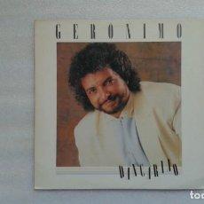Discos de vinilo: GERONIMO - DANCARINO LP 1990 EDICION BRASIL. Lote 147497422