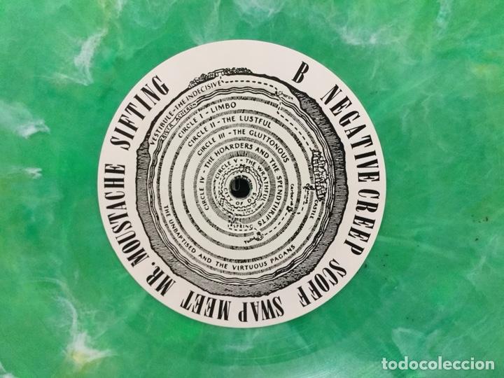Discos de vinilo: ULTRA DIFICIL DISCO VINILO NIRVANA BLEACH US EDITION 1992 SUB POP SP34 VERDE MARMOL - Foto 5 - 147499508