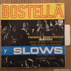 Discos de vinilo: FRANKIE MONTEBELLO EP PHILIPS ESPAÑA EXCELENTE CONSERVACION. Lote 147500210