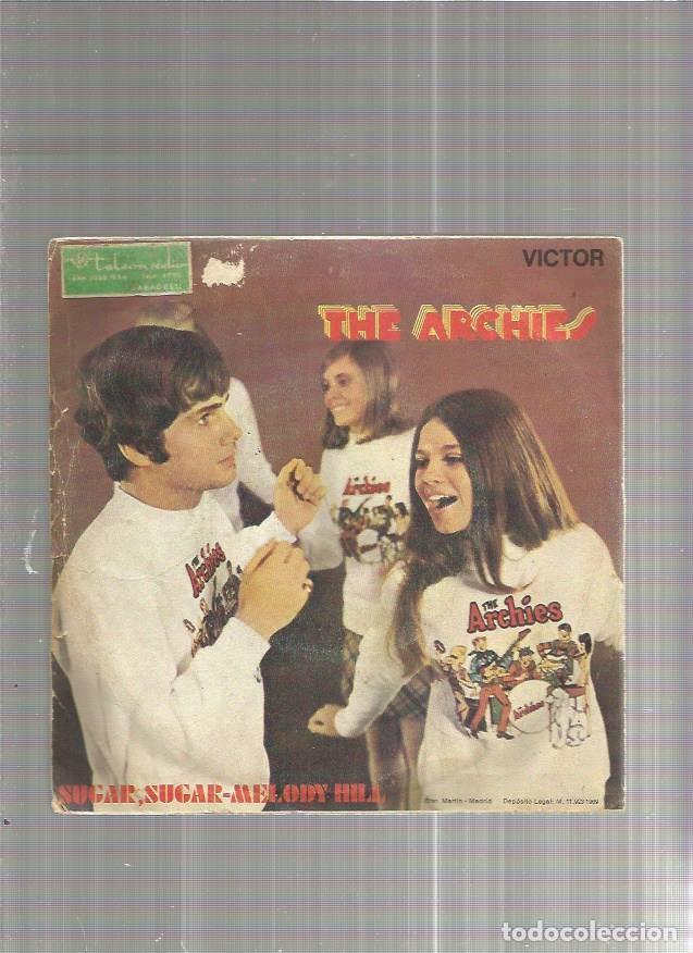 ARCHIES (Música - Discos - Singles Vinilo - Otros estilos)