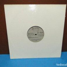 Discos de vinilo: 2ND SHIFT – ALWAYS RUSHEN'. Lote 147505430