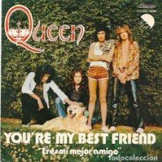 Discos de vinilo: QUEEN. YOU'RE MY BEST FRIEND (VINILO SINGLE 1976. Lote 146682634