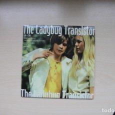 Discos de vinilo: TE LADYBUG TRANSISTOR - BRIGTHON BOUND + CIENFUEGOS - ELEFANT RECORDS ER-226. Lote 147511582