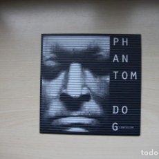 Discos de vinilo: PHANTOM DOG – CONFUSION - ELEFANT RECORDS - ER-159. Lote 147513626
