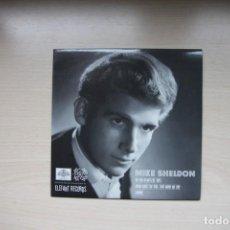 Discos de vinilo: MIKE SHELDON – OH YOU BEAUTIFUL DOLL - ELEFANT RECORDS - ER-238. Lote 147515098