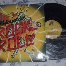 Discos de vinilo: HISTORIA DEL ROCK AND ROLL. Lote 147520958