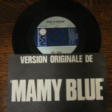 Discos de vinilo: POP-TOPS `MAMY BLUE` 1971. Lote 147459186