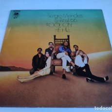 Discos de vinilo: SERGIO MENDES - ORIG. LP UK PS - EX * FOOL ON THE HILL * A&M AMLS 922 * AÑO 1968. Lote 147542870