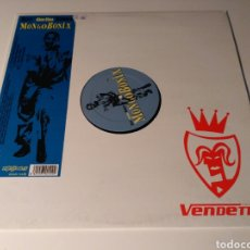 Discos de vinilo: HARRY CHOO CHOO ROMERO - MONGOBONIX. Lote 147545381