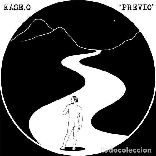 MAXI SINGLE KASE. O - PREVIO (Música - Discos de Vinilo - Maxi Singles - Rap / Hip Hop)