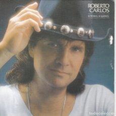 Discos de vinilo: ROBERTO CARLOS,SI PIENSAS SI QUIERES DEL 91 PROMO DE 1 SOLA CARA. Lote 147561450